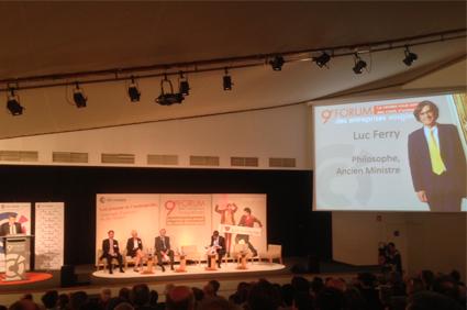 Le 9ème Forum des entreprises Vosgiennes