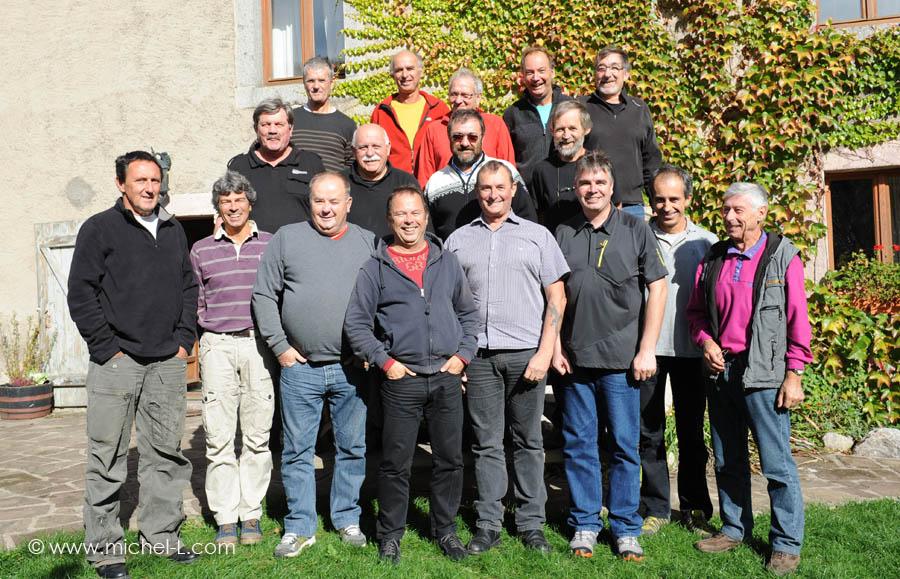 Les membres de l'APL