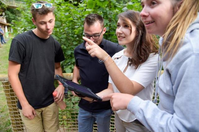 escape games dans la forêt des Vosges