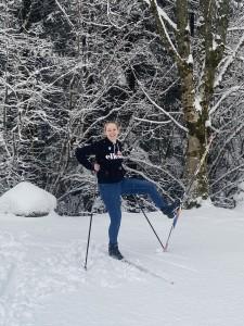 neige vosges ski
