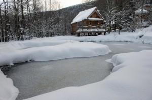 Cabanes dans les Vosges