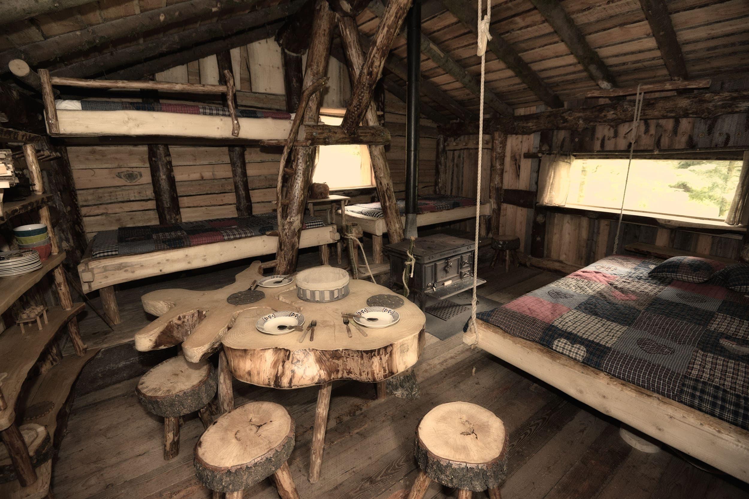 Charmant chambre d hote la bresse - Chambre d hote cabane dans les arbres ...