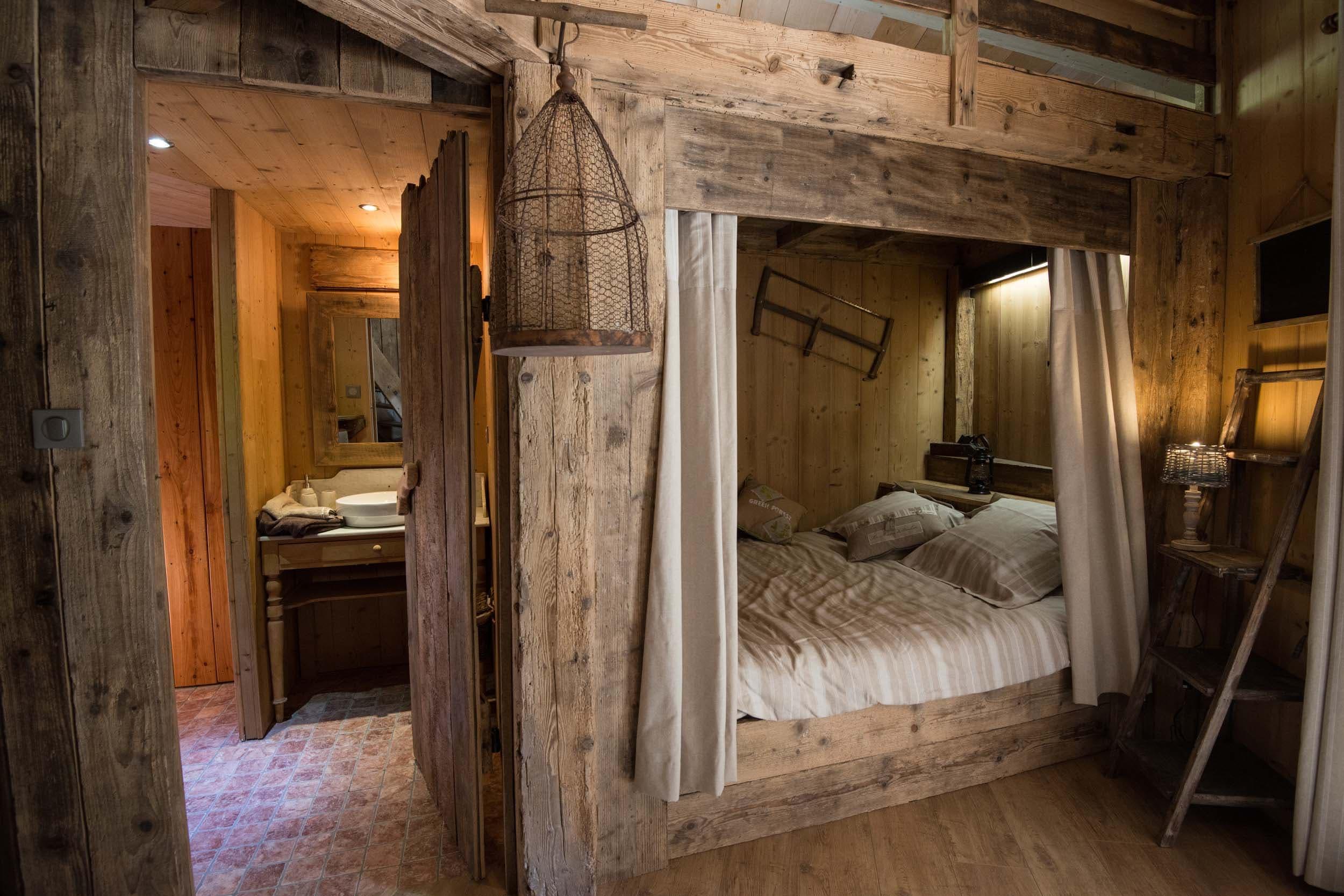 Cabane dans les arbres dans les Vosges : louez la votre avec bol d\'air